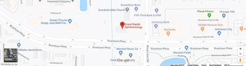 Grandville Map