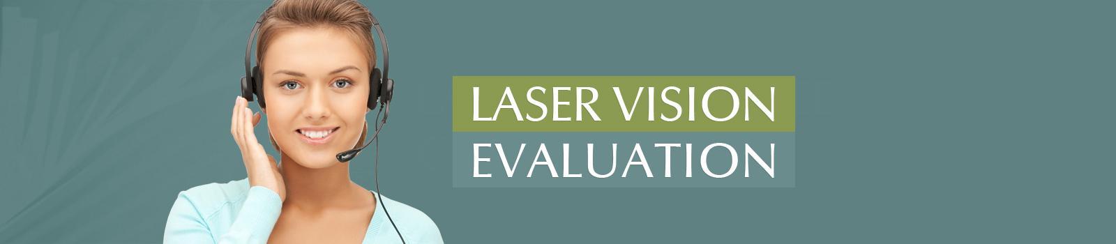 Laser Vision Evaluation